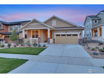 Arvada Single Family Home For Sale: 18220 W 85th Dr