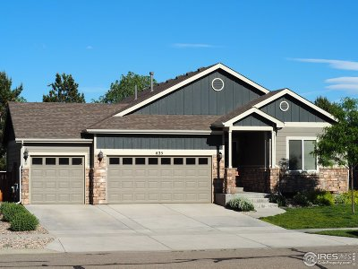 Berthoud Single Family Home For Sale: 635 Mount Massive St