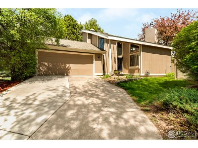 Fort Collins Single Family Home For Sale: 624 Warren Lndg