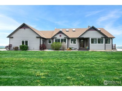 Berthoud Single Family Home For Sale: 127 Shale Ridge Rd