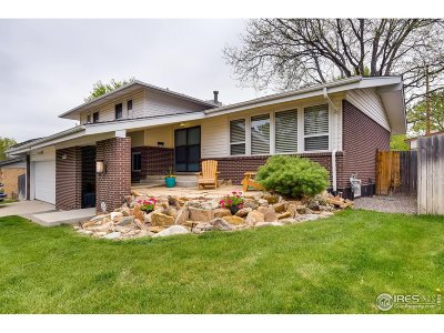 Denver Single Family Home For Sale: 2862 S Vincennes Way