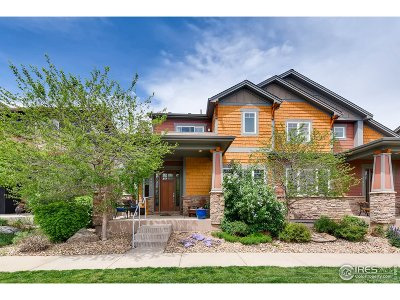 Boulder Condo/Townhouse For Sale: 3267 Ouray St