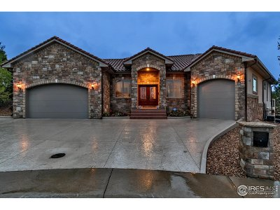 Arvada Single Family Home For Sale: 6330 McIntyre Way