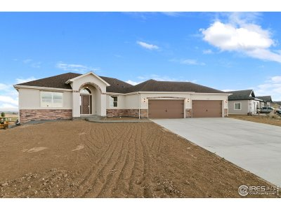Severance Single Family Home For Sale: 3789 Bridle Ridge Cir