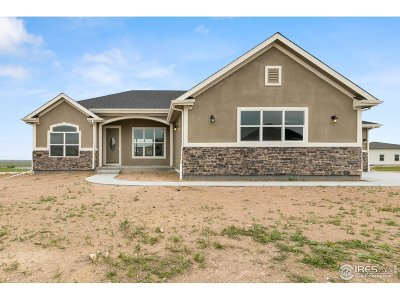 Severance Single Family Home For Sale: 2889 Branding Iron Dr