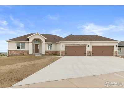 Severance Single Family Home For Sale: 3791 Bridle Ridge Cir