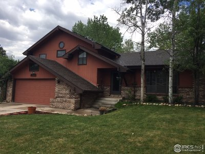 Greeley Single Family Home For Sale: 4432 W 6th St