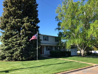 Holyoke Single Family Home For Sale: 544 E Kellogg St