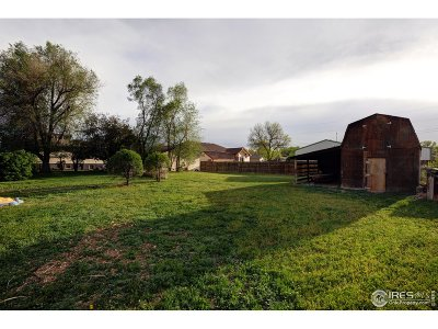 Loveland Single Family Home For Sale: 1201 36th St