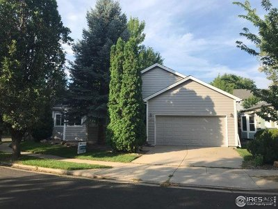 Boulder CO Single Family Home For Sale: $799,900