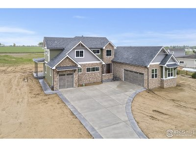 Berthoud Single Family Home For Sale: 1326 Sweetwater Ln