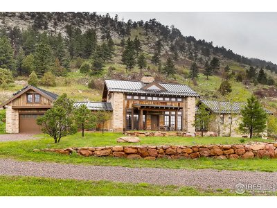 Eldorado Springs Single Family Home For Sale: 81 Barber Ln