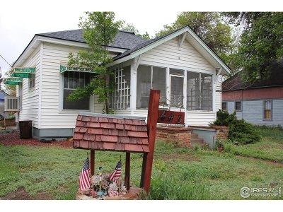 Loveland Single Family Home For Sale: 445 W 1st St