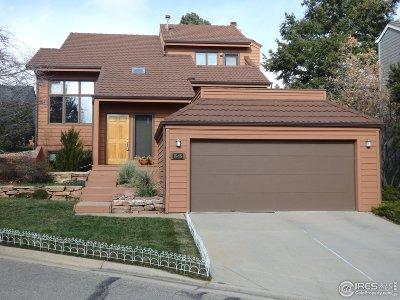 Boulder Single Family Home For Sale: 1949 Hardscrabble Pl