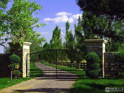 Longmont Single Family Home For Sale: 5860 Boulder Hills Dr