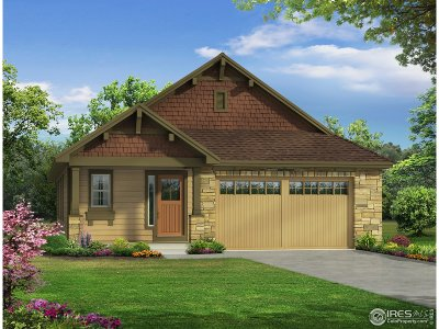 Loveland CO Single Family Home For Sale: $442,216