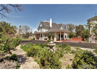 Fort Morgan Single Family Home For Sale: 404 Sherman St