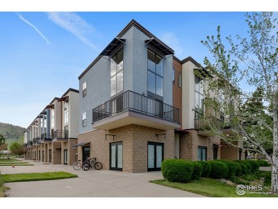 Boulder Condo/Townhouse For Sale: 4645 Broadway St #4