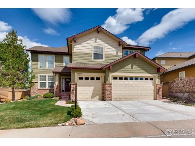 Highlands Ranch Single Family Home For Sale: 3007 Danbury Ave