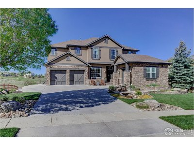 Arvada Single Family Home For Sale: 5004 Silver Feather Way