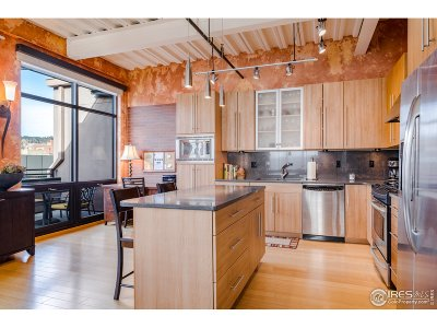 Boulder Condo/Townhouse For Sale: 1360 Walnut St #311
