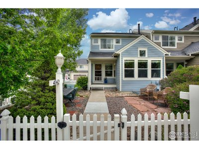 Loveland Condo/Townhouse For Sale: 4042 Independence Dr