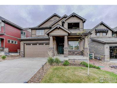 Broomfield Single Family Home For Sale: 16747 Compass Way