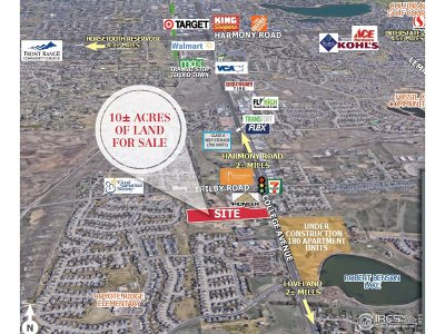 Fort Collins Residential Lots & Land For Sale: 6801 S College Ave