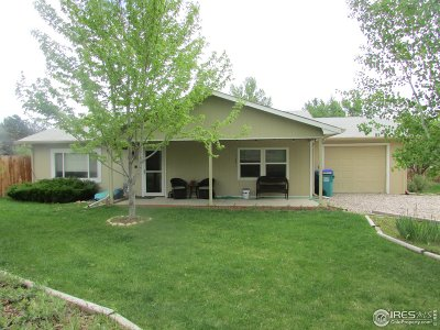 Fort Collins CO Single Family Home For Sale: $307,900