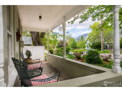 Boulder Single Family Home For Sale: 2320 19th St