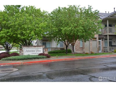 Greeley Condo/Townhouse For Sale: 5551 29th St #211