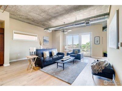 Boulder Condo/Townhouse For Sale: 3601 Arapahoe Ave #211