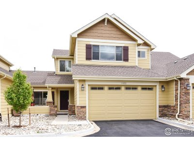 Fort Collins CO Condo/Townhouse For Sale: $372,000