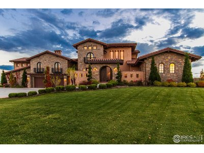 Broomfield Single Family Home For Sale: 15437 Mountain View Cir