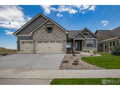 Berthoud Single Family Home For Sale: 3006 Heron Lakes Pkwy