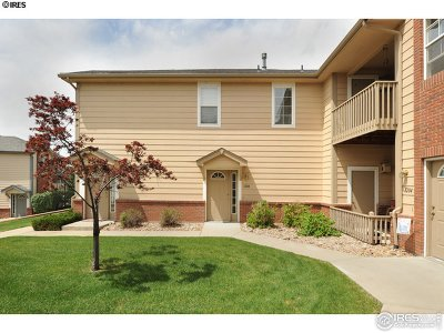 Greeley Condo/Townhouse For Sale: 5151 29th St #1208