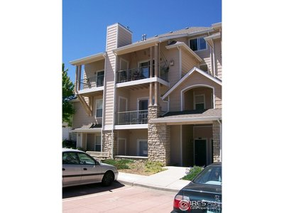 Fort Collins CO Condo/Townhouse For Sale: $255,000