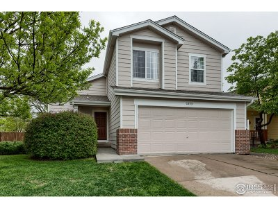 Loveland Single Family Home For Sale: 1570 Box Prairie Cir