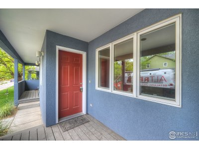Boulder Condo/Townhouse For Sale: 4625 15th St #D