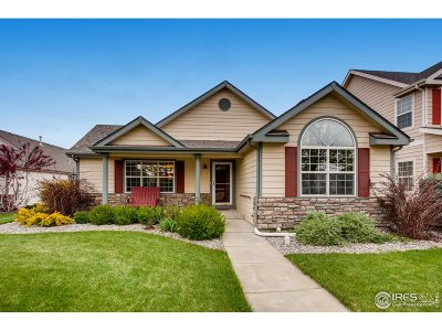 Fort Collins CO Single Family Home For Sale: $465,000