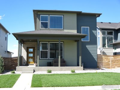 Fort Collins CO Single Family Home For Sale: $439,000