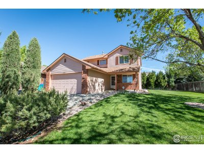 Fort Collins CO Single Family Home For Sale: $426,500