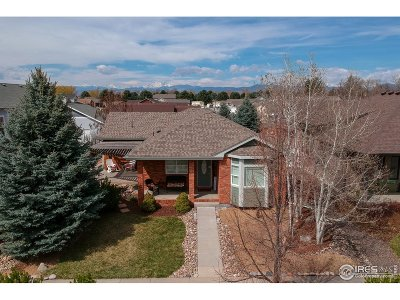 Berthoud CO Single Family Home For Sale: $599,900