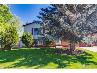 Larimer County Single Family Home For Sale: 320 E 50th St