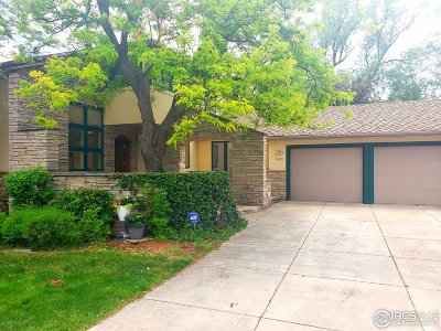 Boulder CO Single Family Home For Sale: $2,130,000