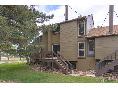 Boulder Condo/Townhouse For Sale: 4482 Greenbriar Blvd #68