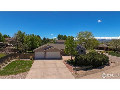 Boulder County Single Family Home For Sale: 2000 Crestridge Dr