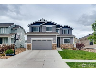 Berthoud Single Family Home For Sale: 1618 Glacier Ave