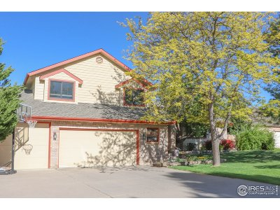 Fort Collins Single Family Home For Sale: 4324 Whippeny Dr