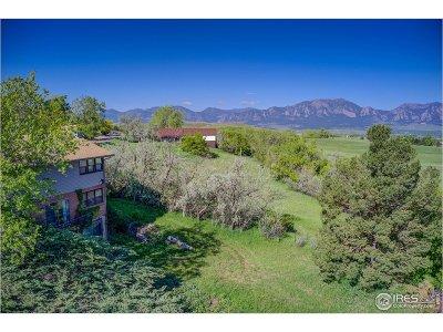 Boulder Residential Lots & Land For Sale: 7217 Spring Ct